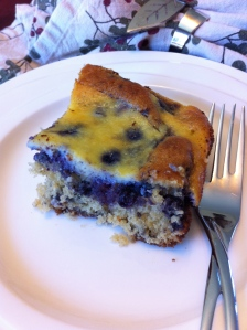 Blueberry Ricotta Cake 3